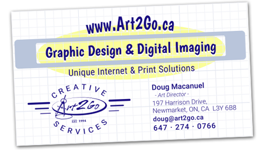 Art2Go Creative Services