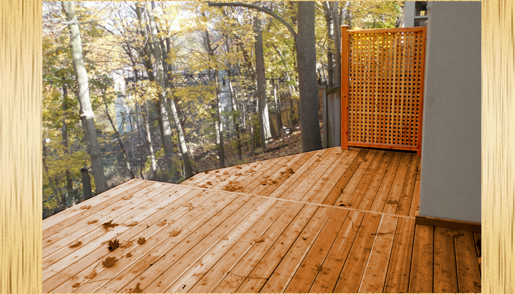 Easy Access Deck