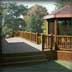 Long Gazebo Deck
